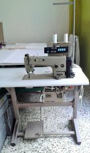 máquina semiindustrial